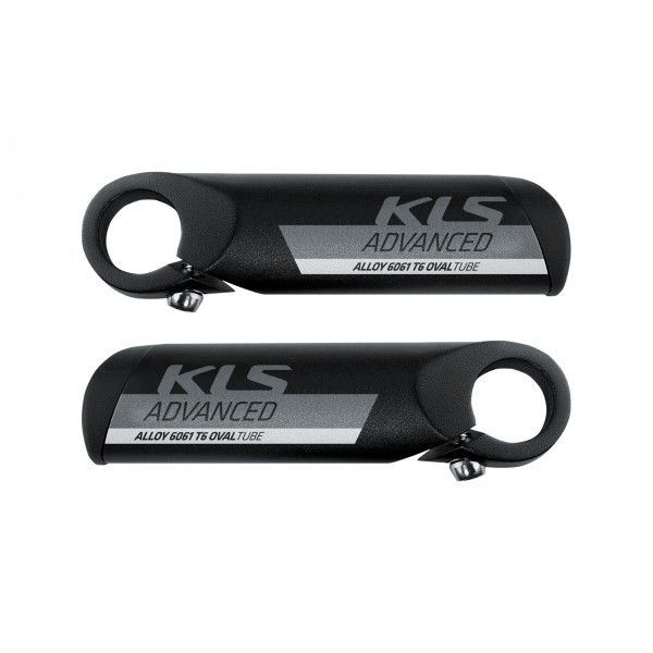 Rogi rowerowe KLS ADVANCED black